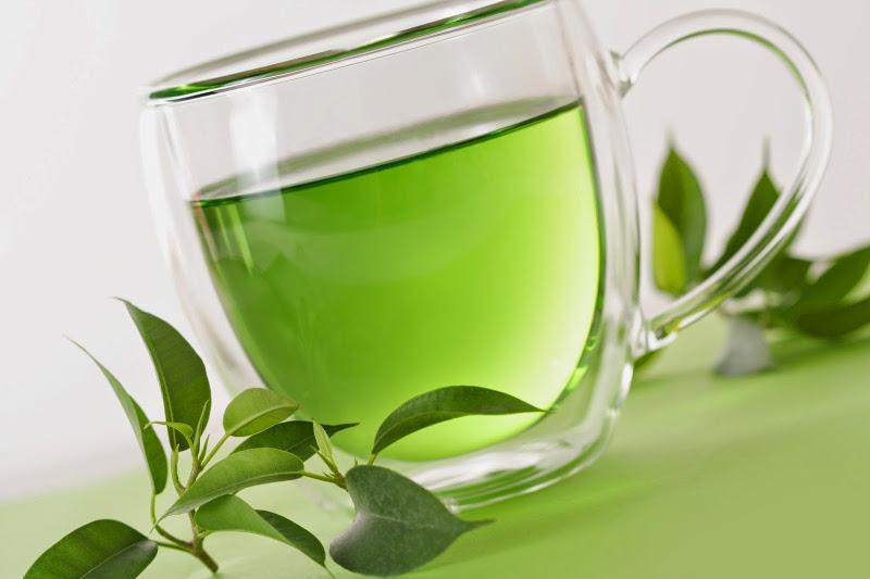 cuppa green tea