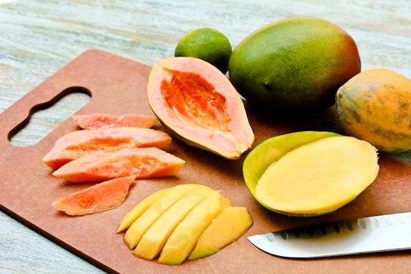 Eating for Better Immunity, Part 1_mango-papaya