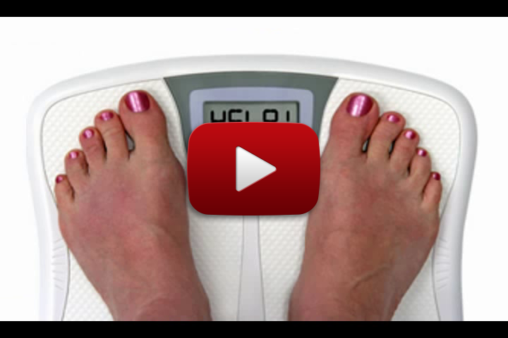 The 3 Musts for Successful Weight Loss (video)