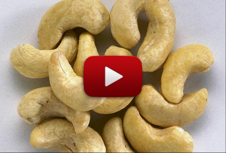 Why You Should Eat Cashews (video)