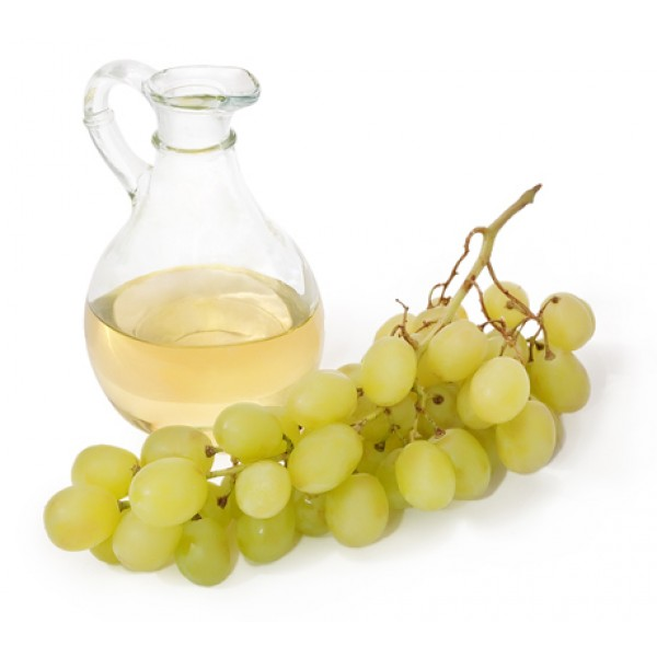 grape seed oil and grapes
