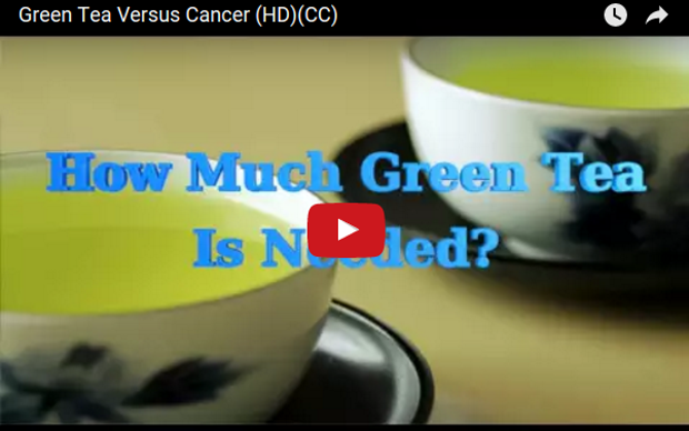 green tea versus cancer