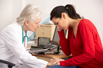 the importance of diagnosis- doctor and patient