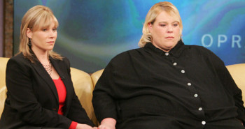 Identical twins - Mary and Ruth - calorie counting is not enough to prevent diabetes