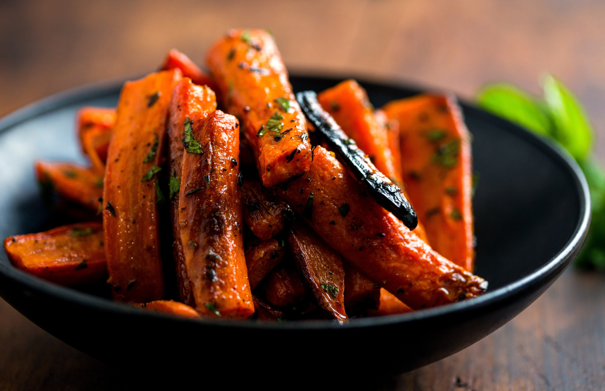 Whole Foods that Combat Psoriasis_Carrots roasted with tumeric