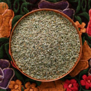 The Benefits of Ayurvedic Medicine: Ajowan_ajowan seeds in bowl