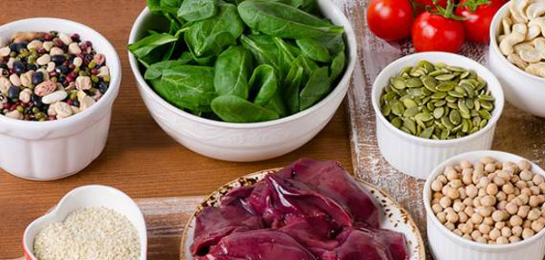 Top Sources of Heme and Non-heme Iron_iron-rich foods 2