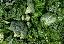 Memory Boosting Foods and Nutrients_Leafy Green Vegetables