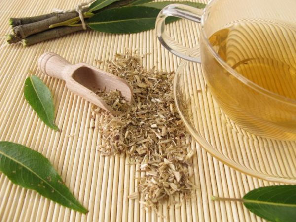 Natural Pain Relief: Herbs_White willow bark tea