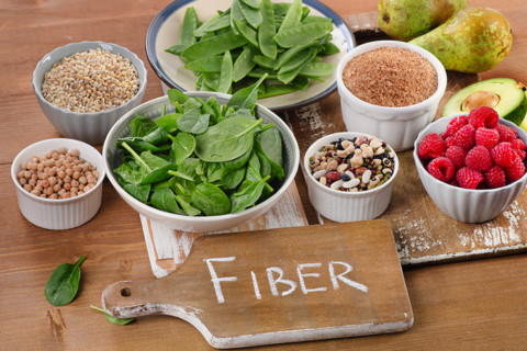The Importance of Fiber for Health and Well-Being_fiber-rich foods
