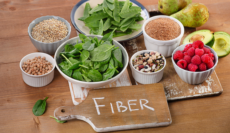 The Importance of Fiber for Health & Well-Being