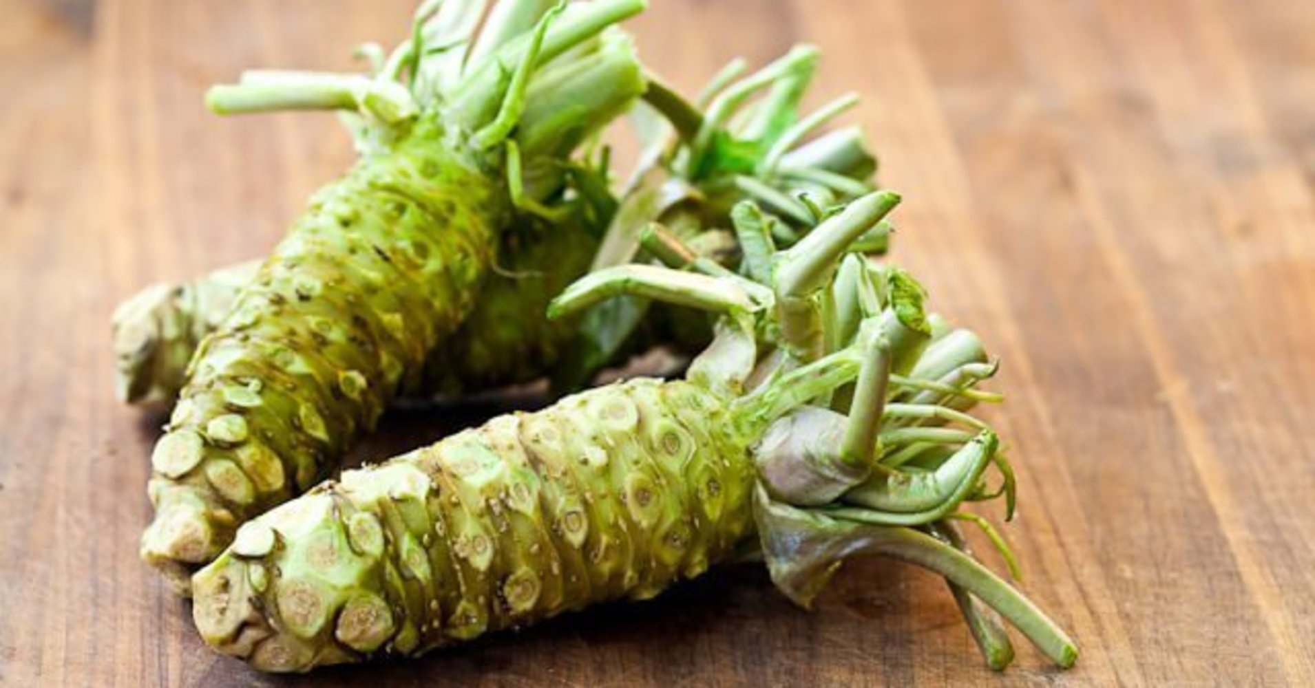The Incredible Antioxidant Properties of Wasabi_wasabi root