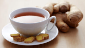 Natural Methods to Strengthen Your Immune System Without Vaccination_ginger root tea