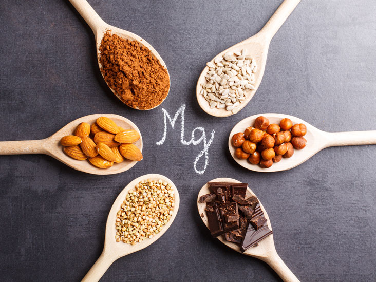 Magnesium-Rich Foods and Best Supplement Types