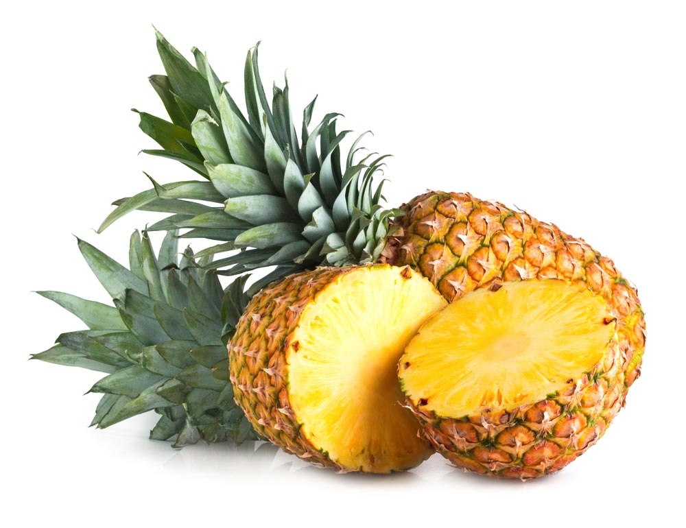 Pineapple Health and Beauty Benefits