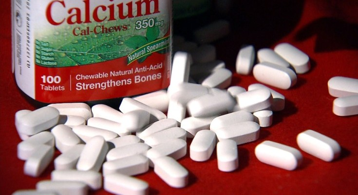 Could Calcium Supplements Increase Your Risk of Developing Dementia_calcium supplements