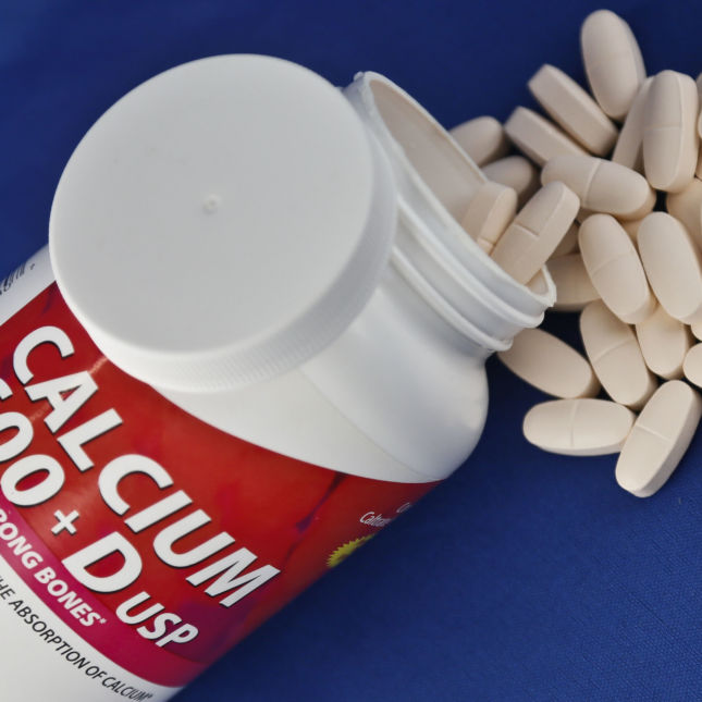 Could Calcium Supplements Increase Your Risk of Developing Dementia?_calcium supplements