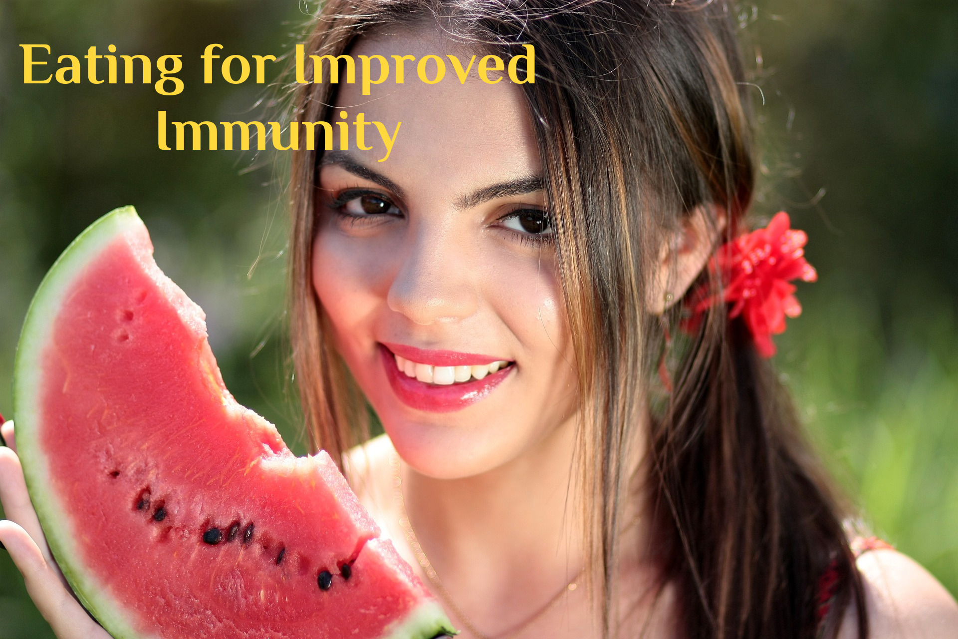 Eating for Improved Immunity (video)