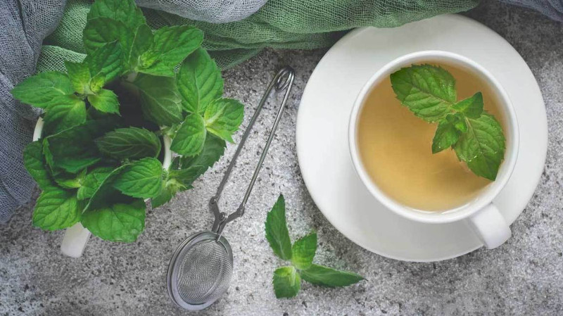 Peppermint for Arthritis Pain_peppermint-tea