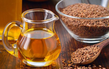 Hair Growth Hack_flax seed and flax seed oil